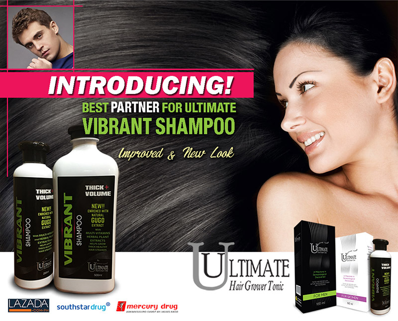 Ultimate Vibrant Shampoo